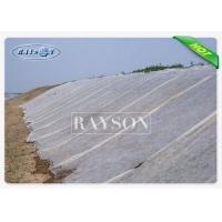 Wholesale Environmental Friendly Biodegradable Mulching Weaken Photosynthesis PP Non woven Fleece from china suppliers