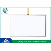 Wholesale 4 Wire Resistance Touch Panel Analog Touch Screen Digitizer Glass Lens from china suppliers