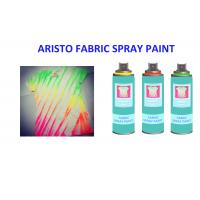 Wholesale Colorful White Black Silver Fabric Paint Spray for Textile DIY T Shirt Use Eco - friendly from china suppliers
