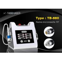 Wholesale Portable Radio Frequency Fractional Microneedle RF Wrinkle Removal Skin Tightening Machine from china suppliers