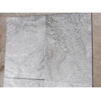 Wholesale Green Quartzite Stone Tile Flamed Surface Shining Natural Stone Floor Tiles Wall Tiles from china suppliers
