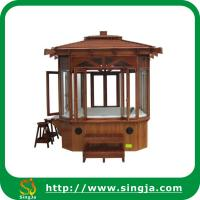 Wholesale Hot Sale Chinese Wooden Gazebo(WG-12) from china suppliers