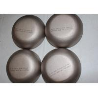 Wholesale Cold Drawn Forged Alloy Cap 6 - 800mm Outer Diameter With Welding Connection from china suppliers
