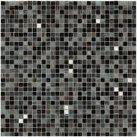 Wholesale Fashion low-key luxury with shine gold line glass mosaic mix pattern from china suppliers