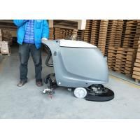 Wholesale Semi-automatic Battery Powered Floor Scrubber In 18 Inch And 20 Inch Brush from china suppliers