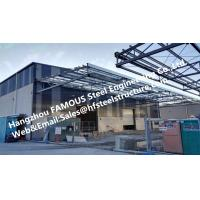 Wholesale Galvanized Black Prefabricated Steel Structures Steel Sandwich Panel Cladding System from china suppliers