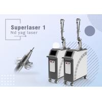 Wholesale CE Approved Q Switch ND Yag Laser Beauty Tattoo Removal Machine 1064nm 532 nm from china suppliers