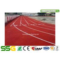 Wholesale Modified PU Mixed EPDM Granules Athletics Running Track Surfaces Eco-friendly from china suppliers