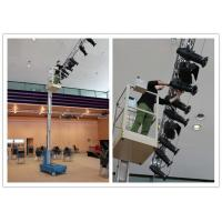 Wholesale Single Person Man Lift For Supermarket , GTWZ3-1003 Self Propelled Manlift from china suppliers