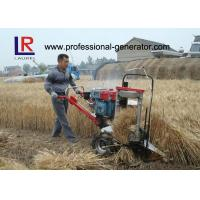 Wholesale Flexible Farming Agriculture Harvester Paddy Reaper Binder 8HP Diesel Engine from china suppliers