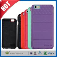 Wholesale Dual Layer Armor Defender iPhone 6 Plus Protective Cover High Impact Resistant from china suppliers