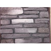 Wholesale Multi - Shape Concrete Brick Veneer , Artificial Faux Stone For Outside Of House from china suppliers