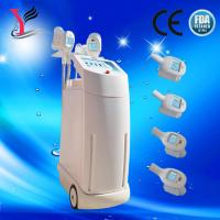 Wholesale Cryolipolysis cool sculpting machine with 4 handles for body shaping / body slimming from china suppliers