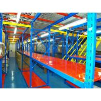 Wholesale 4000 - 6000mm Industrial Rack Supported Mezzanine For Warehouse from china suppliers