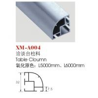 Buy cheap 32MM post profile for negotiation desk from wholesalers