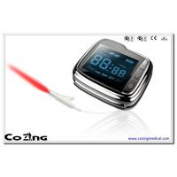 Wholesale Healing Light Medical Laser Wrist Watch / Laser Therapy For Heart Disease , Low Energy from china suppliers