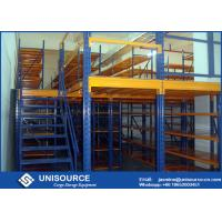Wholesale Adjustable Board Storage Mezzanine Floors , Multi Level Industrial Mezzanine Systems from china suppliers