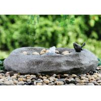 Wholesale Fiberglass / Resin Material Cast Stone Fountains For Garden Ornaments from china suppliers