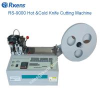Wholesale RS-9000 Hot&Cold Knife  Nylon/Polyester/Elasitc Webbing Tape Cutting Machine from china suppliers