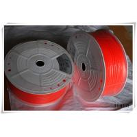 Wholesale 90A Orange Polyurethane Round Belt Urethane Round Belting With Smooth Surface from china suppliers