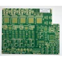 Wholesale HASL FR4 2 layer Electronic PCB Board Assembly and PCBA Min. Line 0.075mm from china suppliers