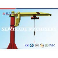 Wholesale 3 Ton 5 Ton 10 Ton Stand Column Mounted Slewing Crane , Small Jib Crane for Workshop from china suppliers
