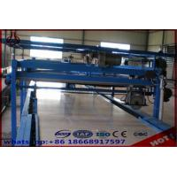 Wholesale Straw Particle Board Production Line / Laminating Making Machine Free Standing Type from china suppliers