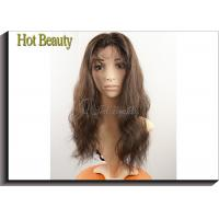 Wholesale  Curly Human Hair Full Lace Wigs  from china suppliers