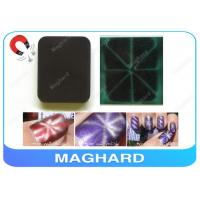 Wholesale Unique Magnetic Magic Nail Art Magnet with 24.8 * 17.8 * 2MM Ellipse Shape from china suppliers