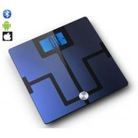 Wholesale Bluetooth Body Fat Scale Body Weight Personal Scale Supports for Android APP and Ios from china suppliers