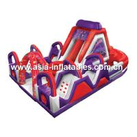 Wholesale Novel Design Inflatable Obstacle Chanllenges For Water Entertainment from china suppliers