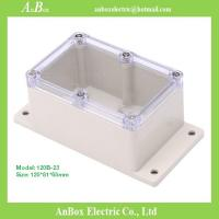 Wholesale 120*81*65mm wall mounting clear plastic waterproof box plastic junction box from china suppliers
