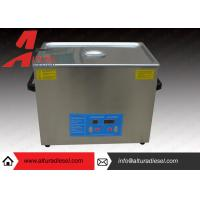 Wholesale Stainless Steel Digital Ultrasonic Cleaners TSX-600ST for Metal Parts from china suppliers