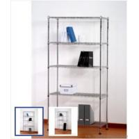 Wholesale Modern Furniture Adjustable DIY Metal Wire Book Storage Rack from china suppliers