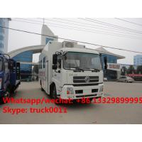 Wholesale factory sale best price dongfeng tianjin mobile blood truck, China brand  blood donor bus for mobile blood donation from china suppliers
