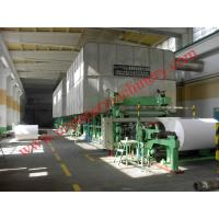 Wholesale copy paper/printing paper machine from china suppliers