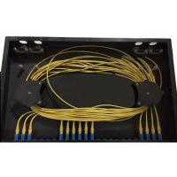 Wholesale 12 Fibers ODF Optical Fiber Distribution Frame Well Cable Management from china suppliers