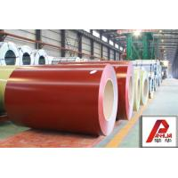 Wholesale CGCC , EN10169 Prepainted Galvanized Steel Coil / color coated steel coil for wall panel from china suppliers