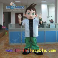 Quality Ben10 mascot costume for sale