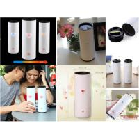Wholesale Magic heart cup,touch sensing cup,Spin mug,Color chage LED Mug GK-A-004 from china suppliers