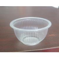 Wholesale dessert Disposable Plastic Bowls / Yogurt cups biodegradable 200ml from china suppliers