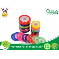 Wholesale Custom Colorful Sticky BOPP Stationery Tape Water based For Office Sealing from china suppliers