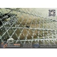 Welded razor mesh sheet China Supplier