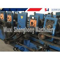 Wholesale Automatic Purlin Roll Forming Machine , C / Z Profile Roll Forming Line from china suppliers