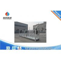 Wholesale 10m Aluminum Temporary Suspended Platform ZLP800 220v Single Phase from china suppliers