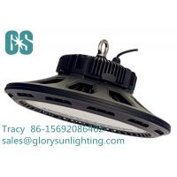 Wholesale Black Body Led Highbay Lighting / 6500k Led High Bay Replacement Bulbs from china suppliers