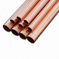 Wholesale Copper Tubes, Grade C11000 and C12200, Used for Air Conditioner and Refrigerator from china suppliers