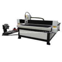 Wholesale Steel Tube Steel Plate CNC Plasma Cutting Machine with Rotary Axis 125A from china suppliers