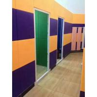 Wholesale SGS Approval Polyester Fiber Sound Acoustic Panels For Interior Wall Panelings from china suppliers