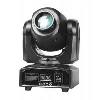 Buy cheap Rotating Moving Head LED Stage Lights 30w Spot Moving Head Portable for Home Disco Party from wholesalers